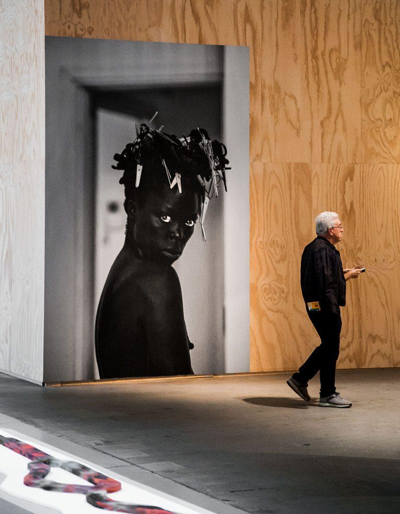 Fabian Fröhlich, Biennale di Venezia 2019, Arsenale, Central exhibition, Zanele Muholi, Sifikile, Nuoro, Italy