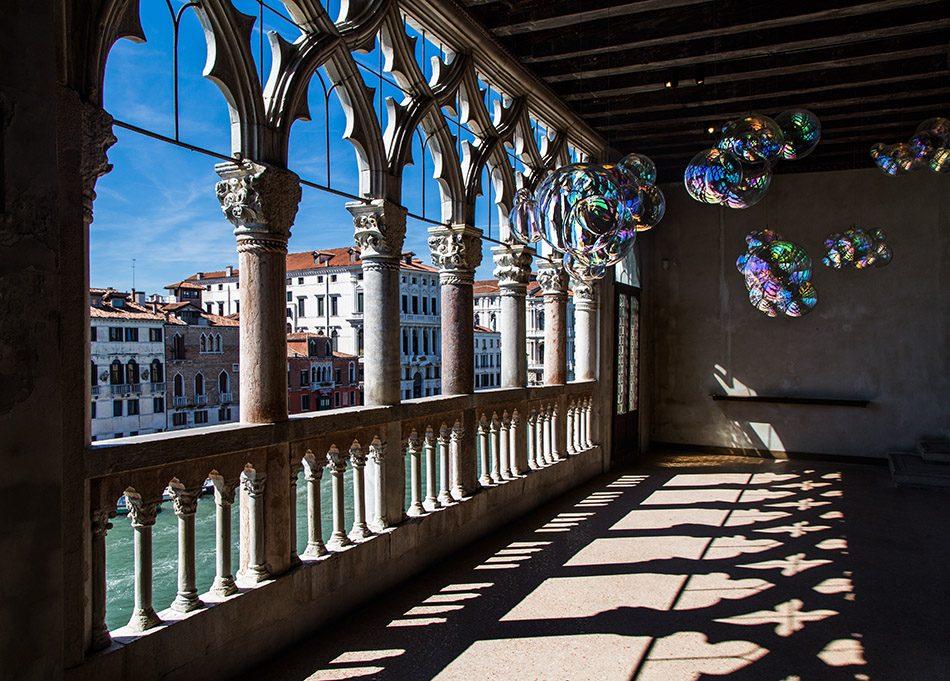 Fabian Fröhlich, Venedig, Dysfunctional, Galleria Giorgio Franchetti alla Ca' d'Oro, Verhoeven Twins, Monument of Happiness