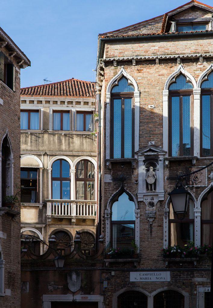 Fabian Fröhlich, Venedig, Cannaregio, Campiello Santa Maria Nova