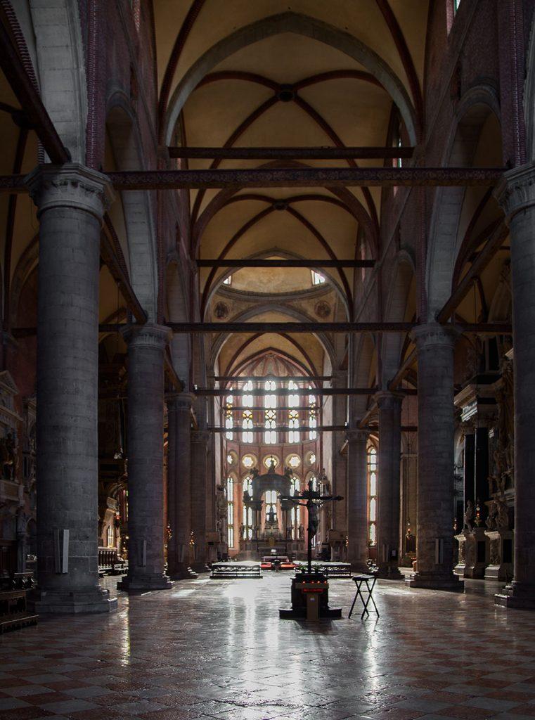 Fabian Fröhlich, venedig, Basilica Santi Giovanni e Paolo
