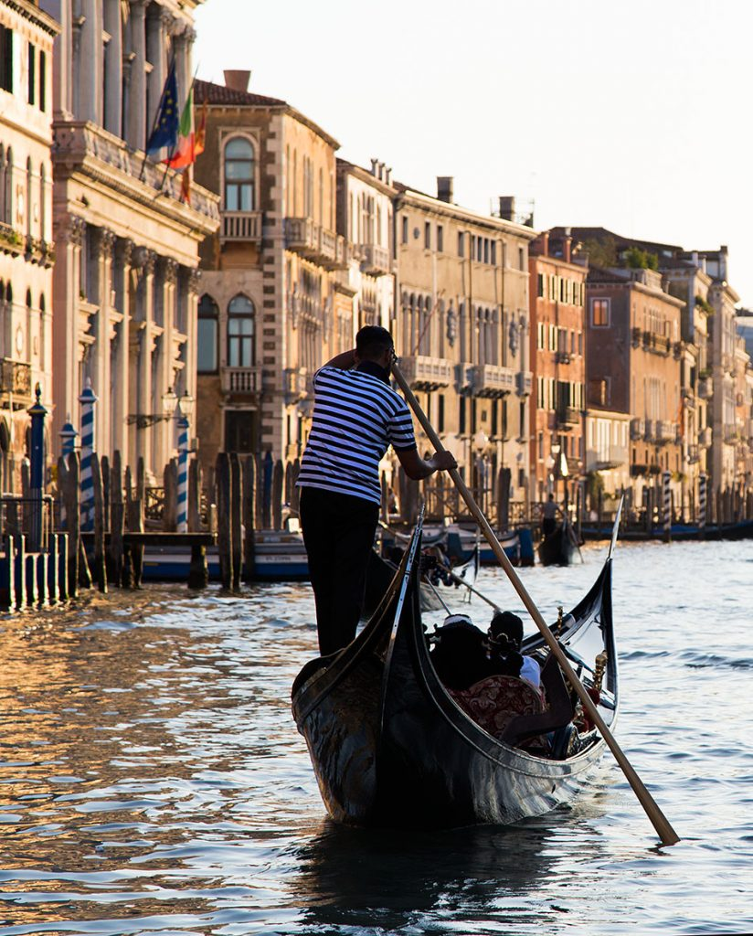 Fabian Fröhlich, Venedig, Cannaregio, Canal Grande