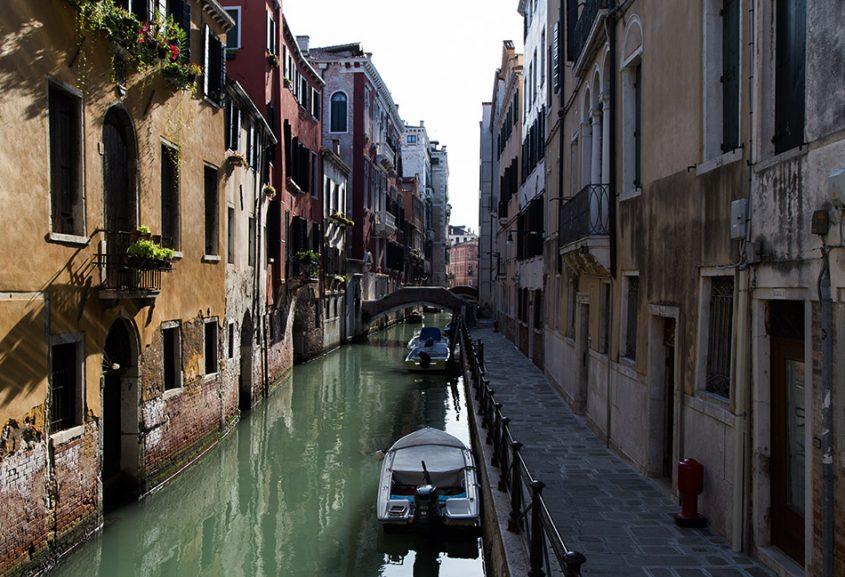 Fabian Fröhlich, Venedig, Rio della Tetta