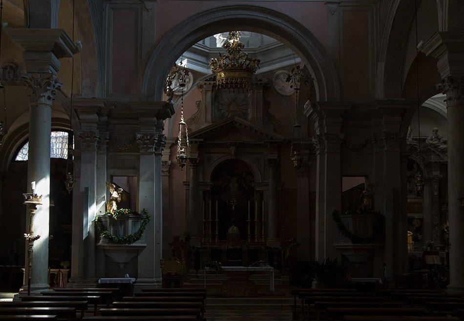 Fabian Fröhlich, Venedig, Cannaregio, Chiesa di San Canziano