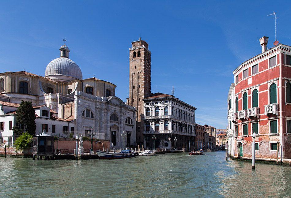 Fabian Fröhlich, Venedig, Cannaregio Chiesa dei Santi Geremia e Lucia,
