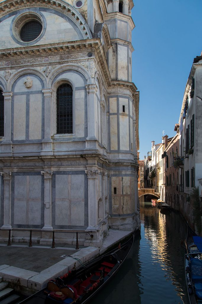 Fabian Fröhlich, Venedig, Cannaregio, Chiesa Santa Maria dei Miracoli