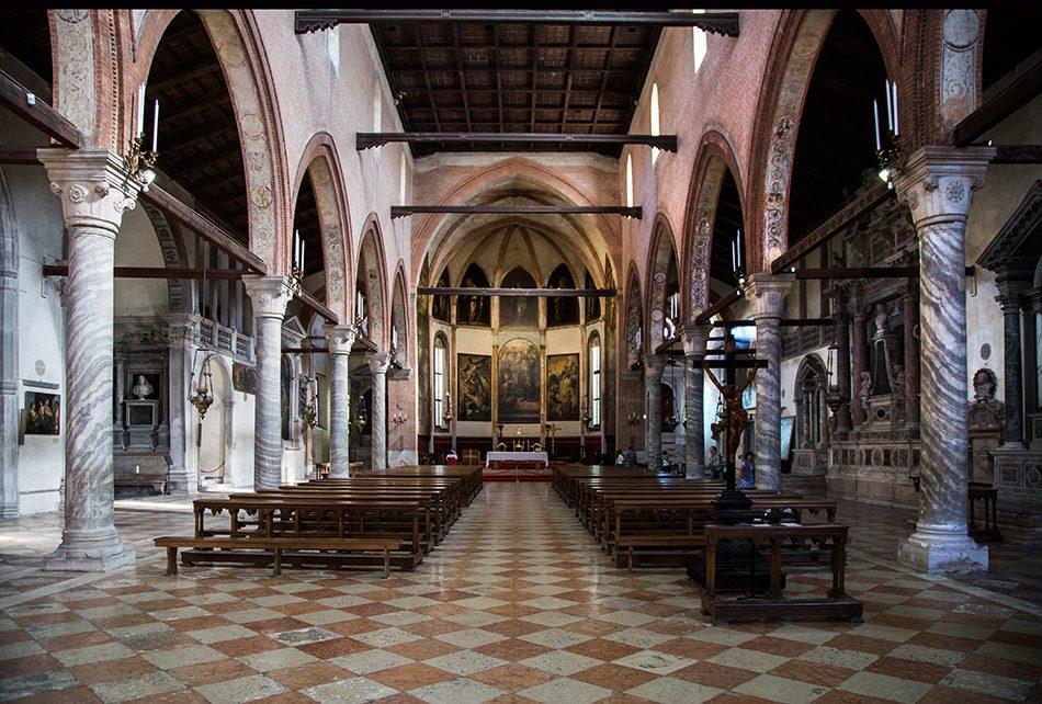 Fabian Fröhlich, Venedig, Cannaregio, Santa Maria dell' Orto