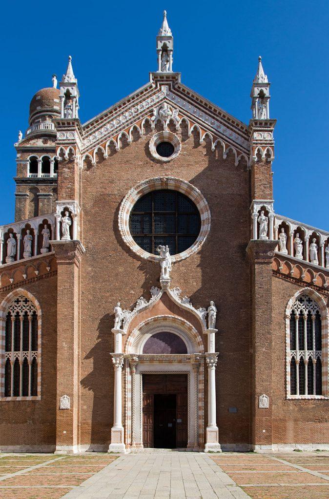 Fabian Fröhlich, Venedig, Santa Maria dell' Orto