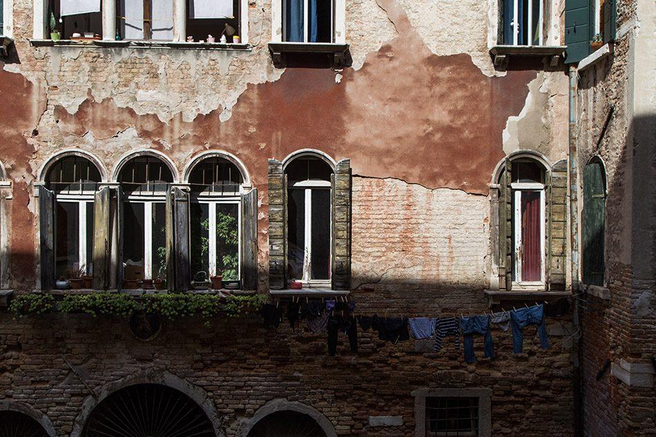 Fabian Fröhlich, Venedig, Cannaregio, Rio dei Santi Apostoli