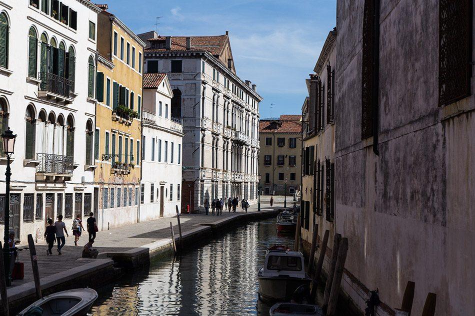 Fabian Fröhlich, Venedig, Cannaregio, Rio della Misericordia
