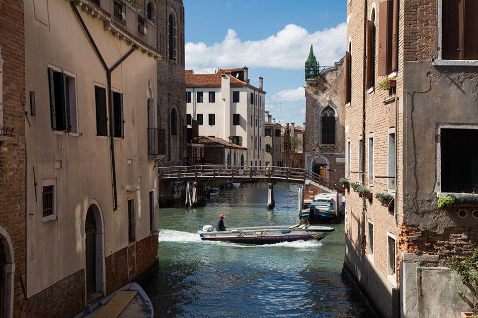 Fabian Fröhlich, Venedig, Cannaregio, Rio della Sensa