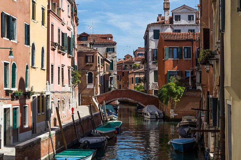 Fabian Fröhlich, Venedig, Cannaregio, Rio di Sant'Andrea
