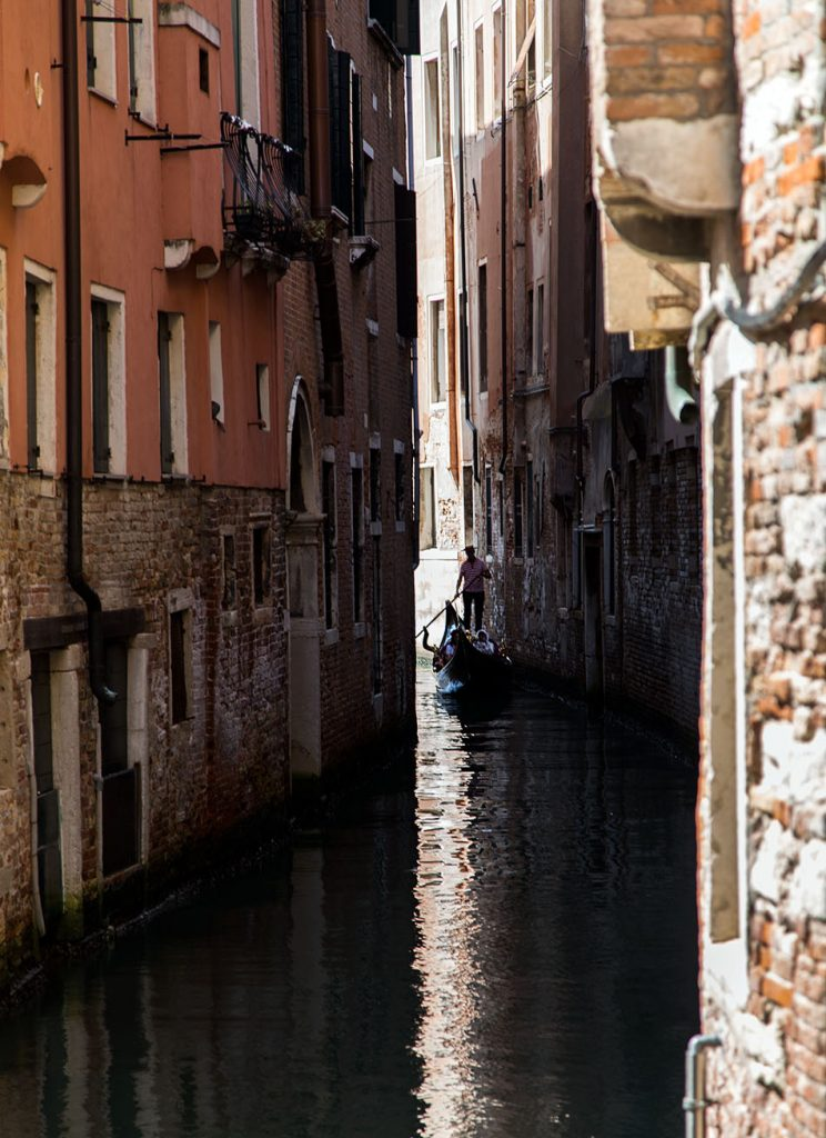 Fabian Fröhlich, Venedig, Rio San Giovanni Crisostomo