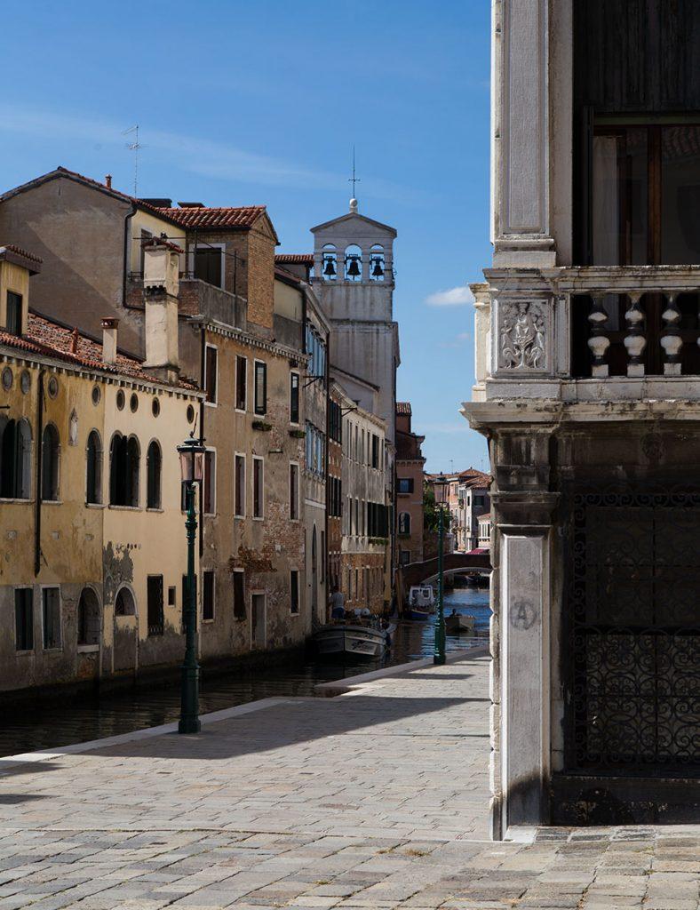 Fabian Fröhlich, Venedig, Cannaregio, Chiesa di San Marziale