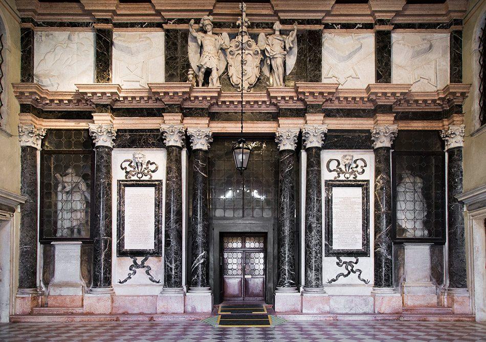 Fabian Fröhlich, Venedig, Chiesa di San Lazzaro dei Mendicanti