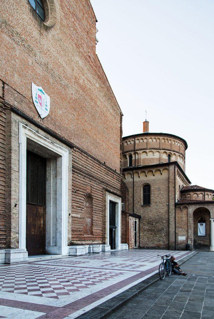 Fabian Fröhlich, Padova, Basilica Cattedrale di Santa Maria Assunta