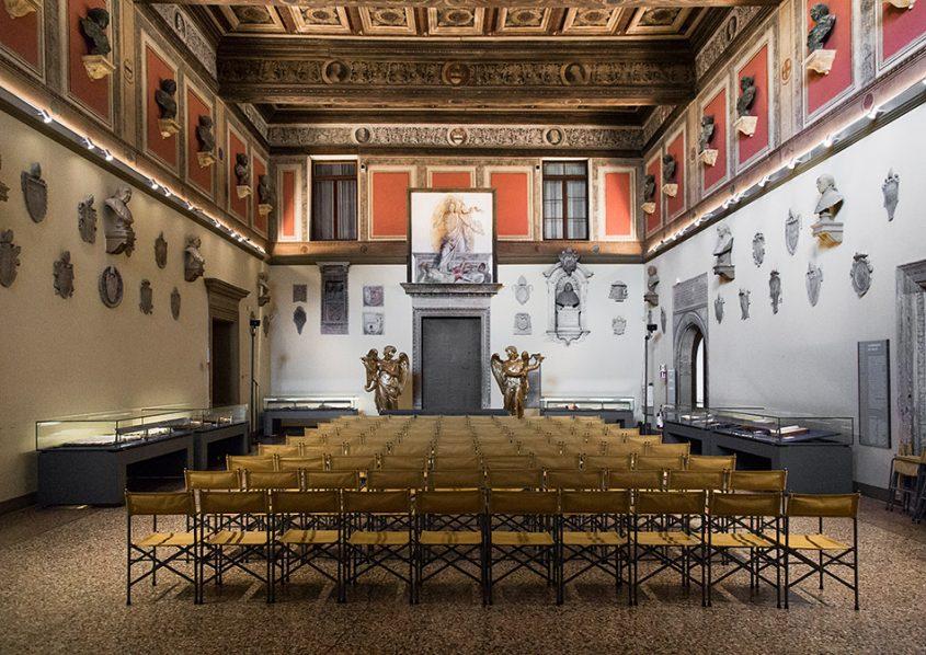 Fabian Fröhlich, Padova, Museo diocesano di Padova, Sala San Gregorio Barbarigo