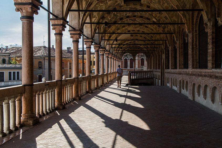 Fabian Fröhlich, Padova, Palazzo della Ragione