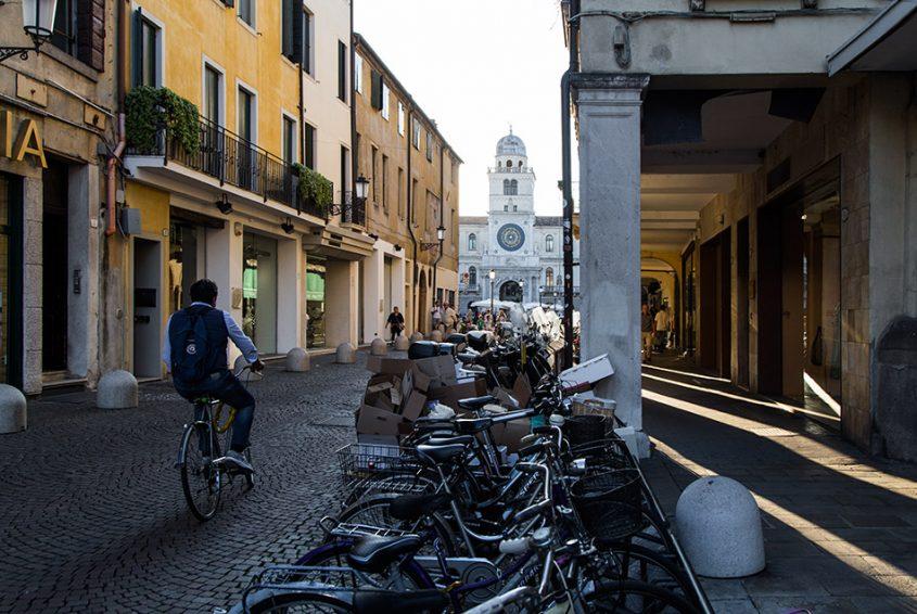 Fabian Fröhlich, Padova, Piazza dei Signori