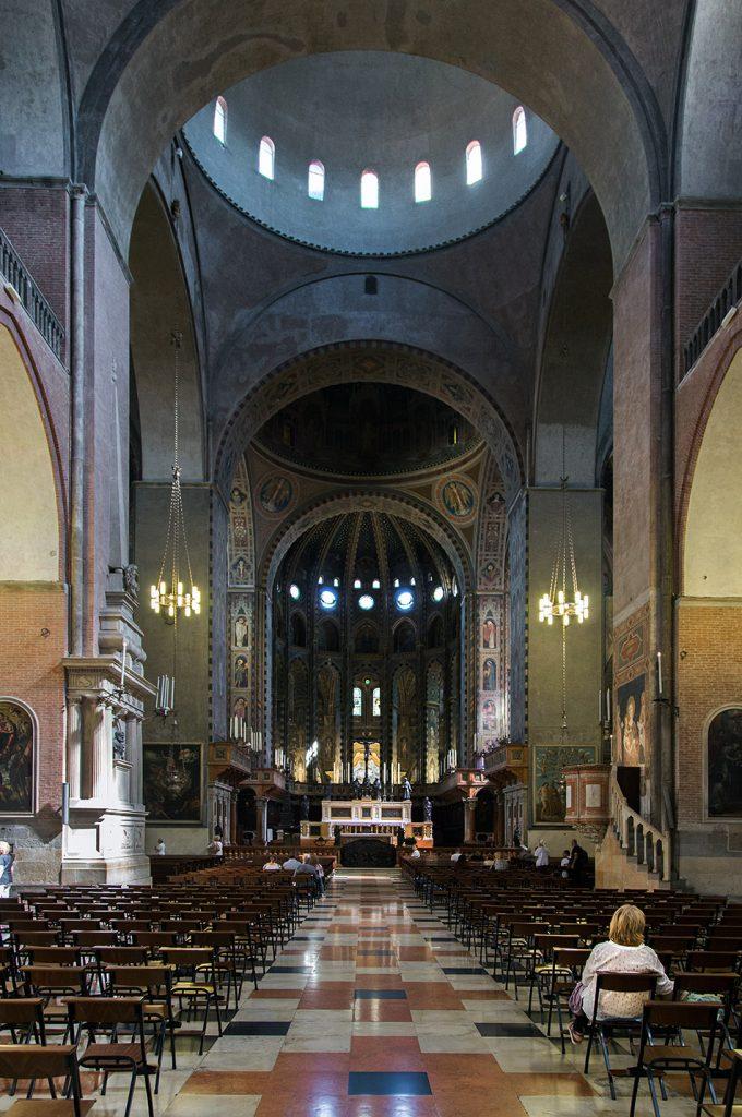 Fabian Fröhlich, Padova, Basilica di Sant'Antonio