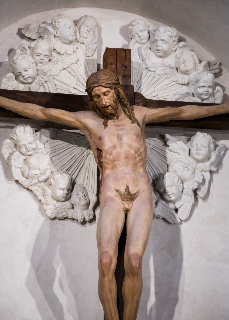 Fabian Fröhlich, Padova, The Miraculous Crucifix by Donatello, Chiesa di Santa Maria dei Servi