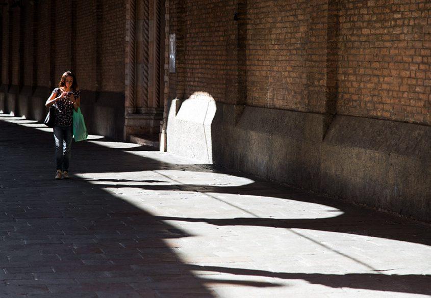 Fabian Fröhlich, Padova, Via Roma