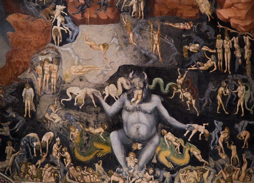 Fabian Fröhlich, Padova, Cappella degli Scrovegni,