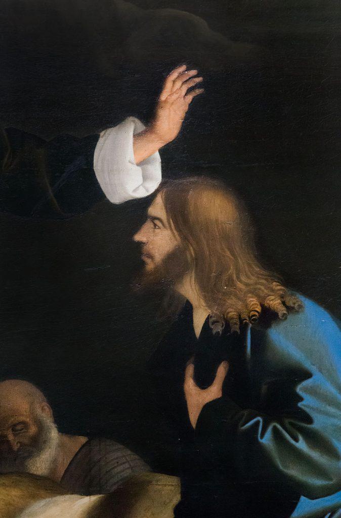 Gallerie dell'Accademia di Venezia, Marco Basaiti, Vocazione dei figli di Zebedeo