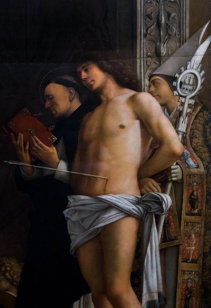 Gallerie dell'Accademia di Venezia, Giovanni Bellini, Pala di San Giobbe