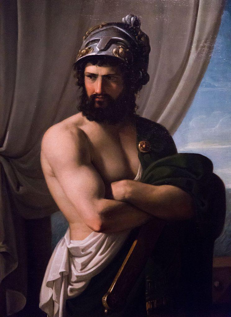 Gallerie dell'Accademia di Venezia, Giovanni De Min, Aiace