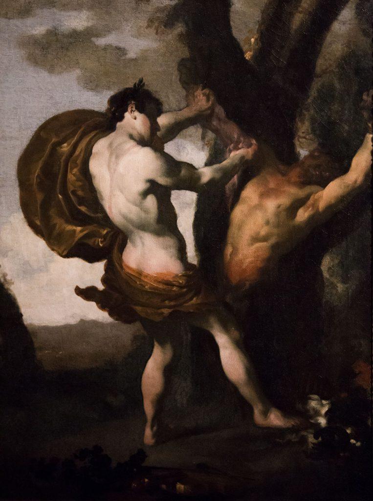 Gallerie dell'Accademia di Venezia, Johann Liss, Apollo e Marsia