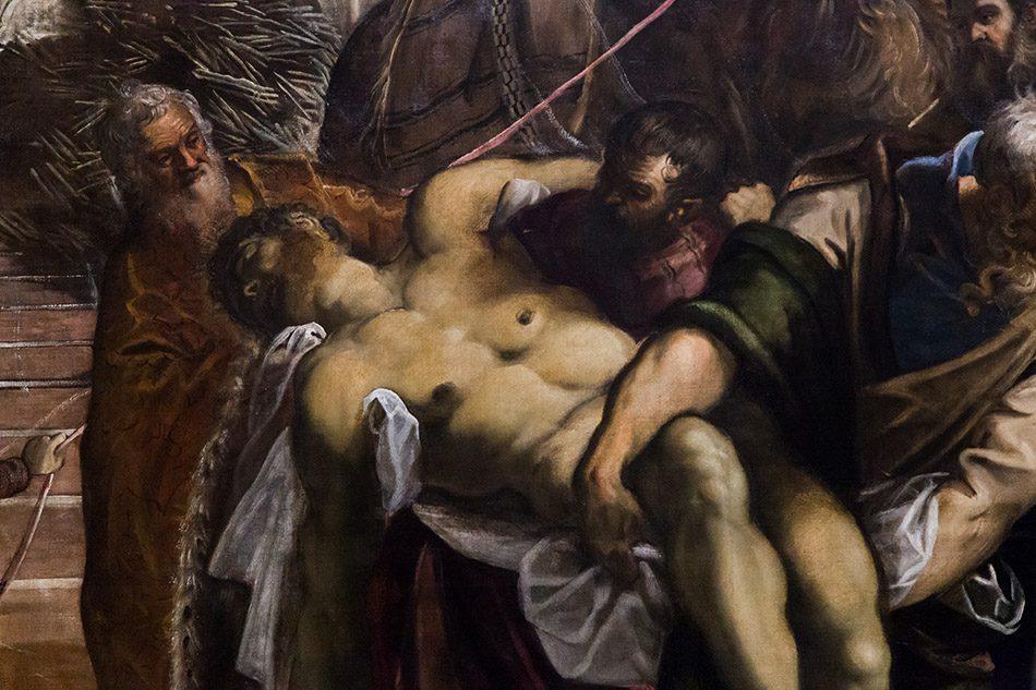 Gallerie dell'Accademia di Venezia, Jacopo Tintoretto, Trafugamento del corpo di san Marco