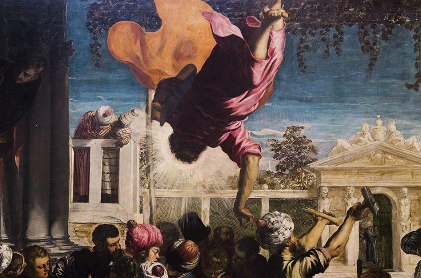 Gallerie dell'Accademia di Venezia, Jacopo Tintoretto, San Marco libera uno schiavo