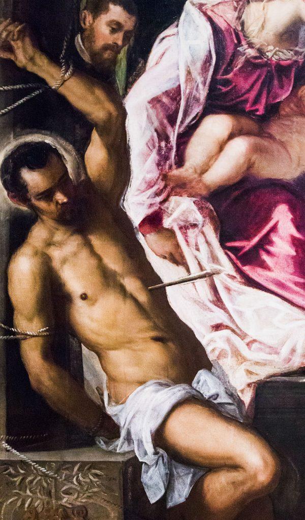 Gallerie dell'Accademia di Venezia, Jacopo Tintoretto,