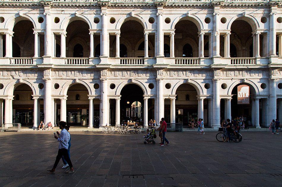 Fabian Fröhlich, Vicenza, Basilica Palladiana