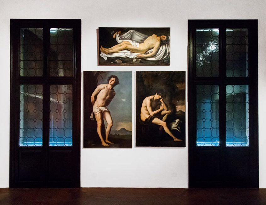 Fabian Fröhlich, Vicenza, Museo civico di Palazzo Chiericati, Pietro della Veccia, San Sebastiano