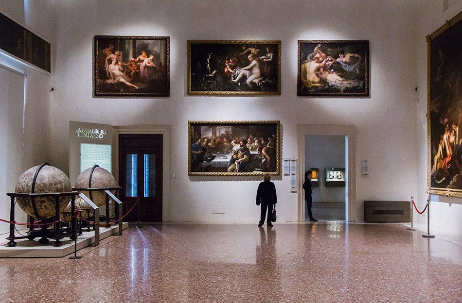 Fabian Fröhlich, Vicenza, Museo civico di Palazzo Chiericati,
