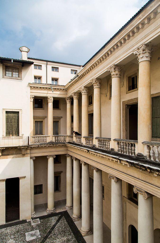 Fabian Fröhlich, Vicenza, Palazzo Barbaran da Porto (Museo Palladio)