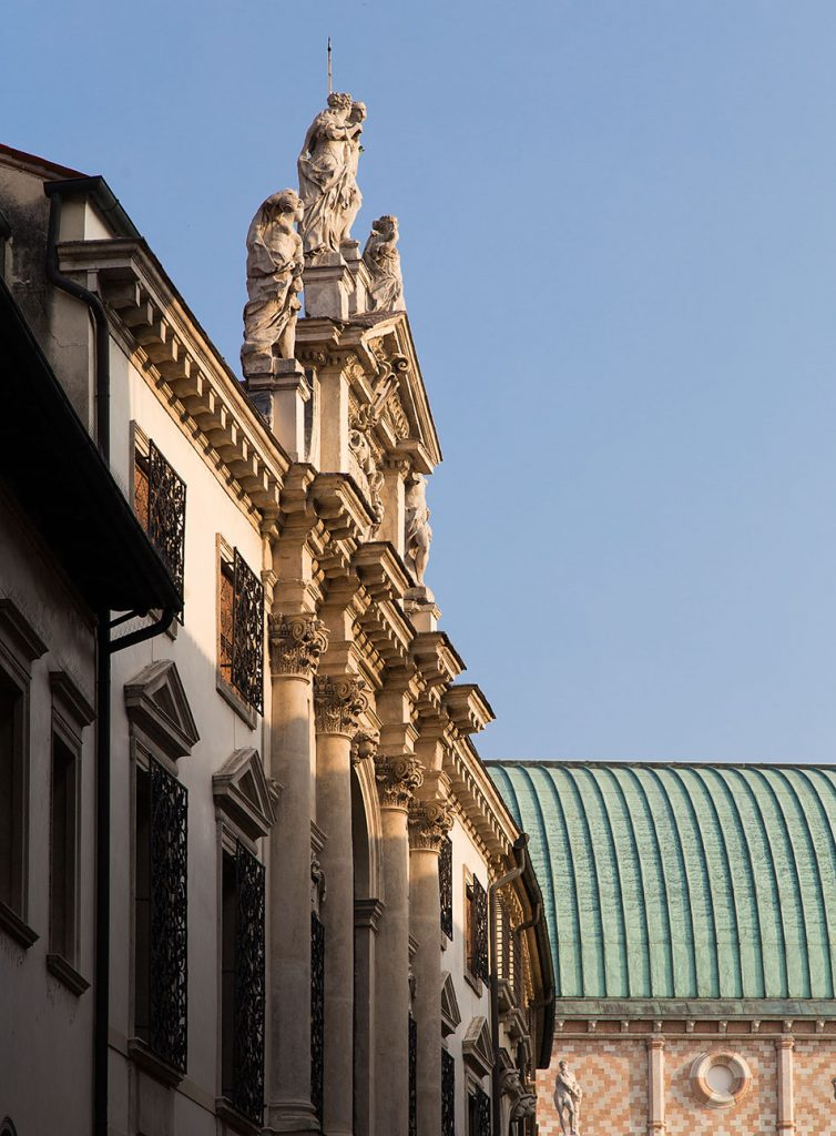 Fabian Fröhlich, Vicenza, Palazzo del Monte di Pietà