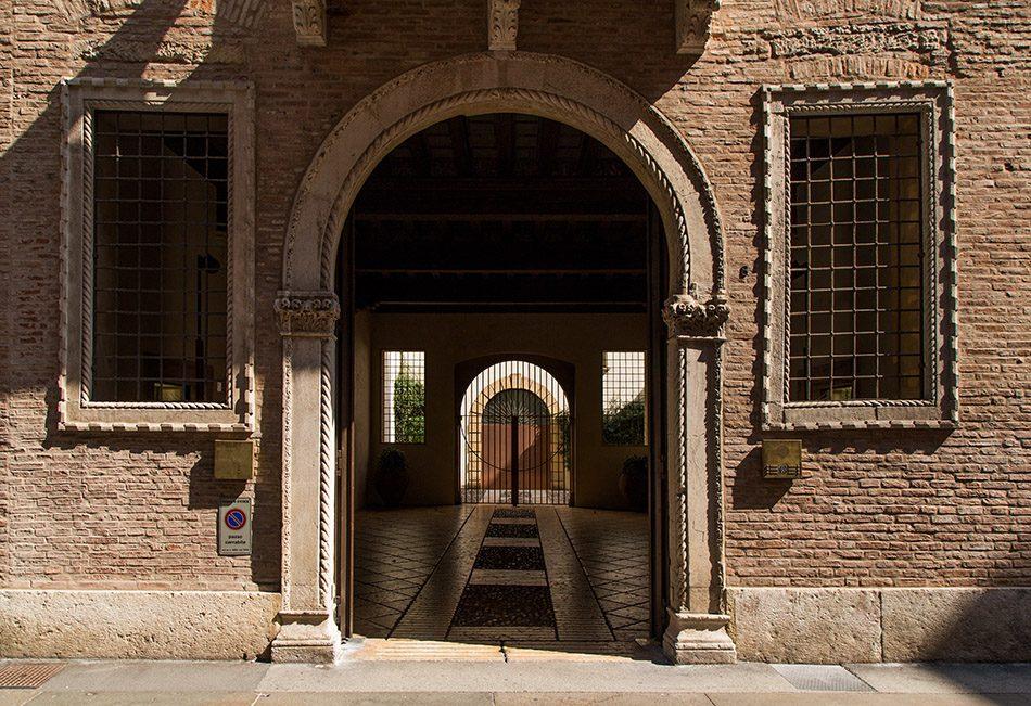 Fabian Fröhlich, Vicenza, Palazzo Thiene