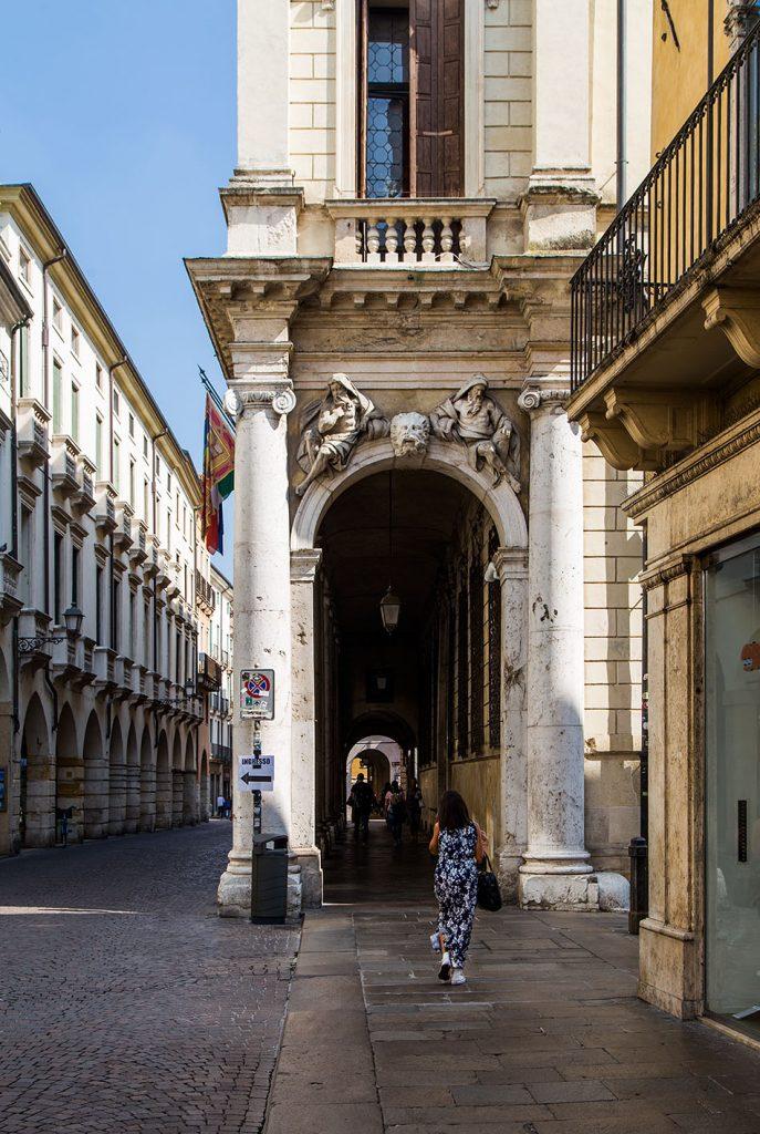 Fabian Fröhlich, Vicenza, Palazzo Trissino Baston
