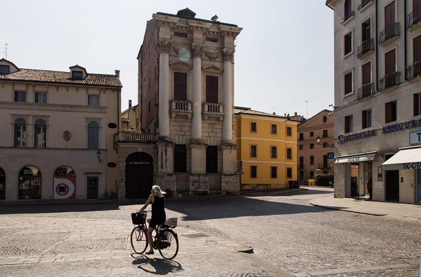Fabian Fröhlich, Vicenza, Palazzo Porto in Piazza Castello