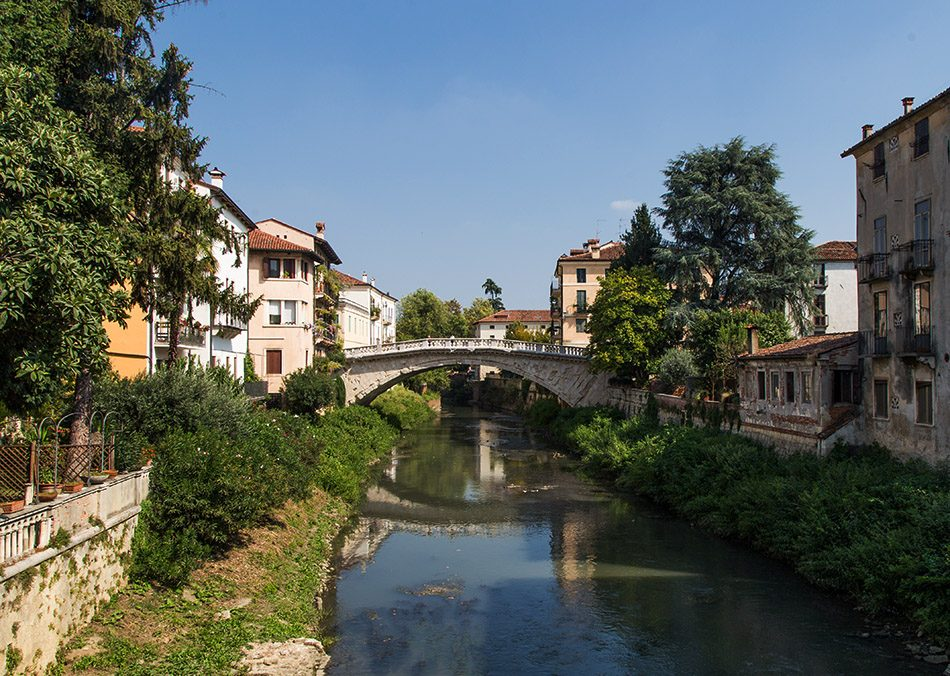 Fabian Fröhlich, Vicenza, Ponte San Michele