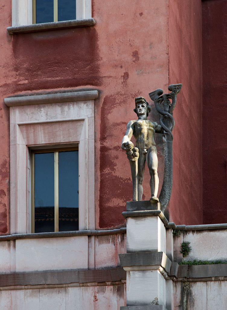 Fabian Fröhlich, Vicenza, Palazzo delle Poste