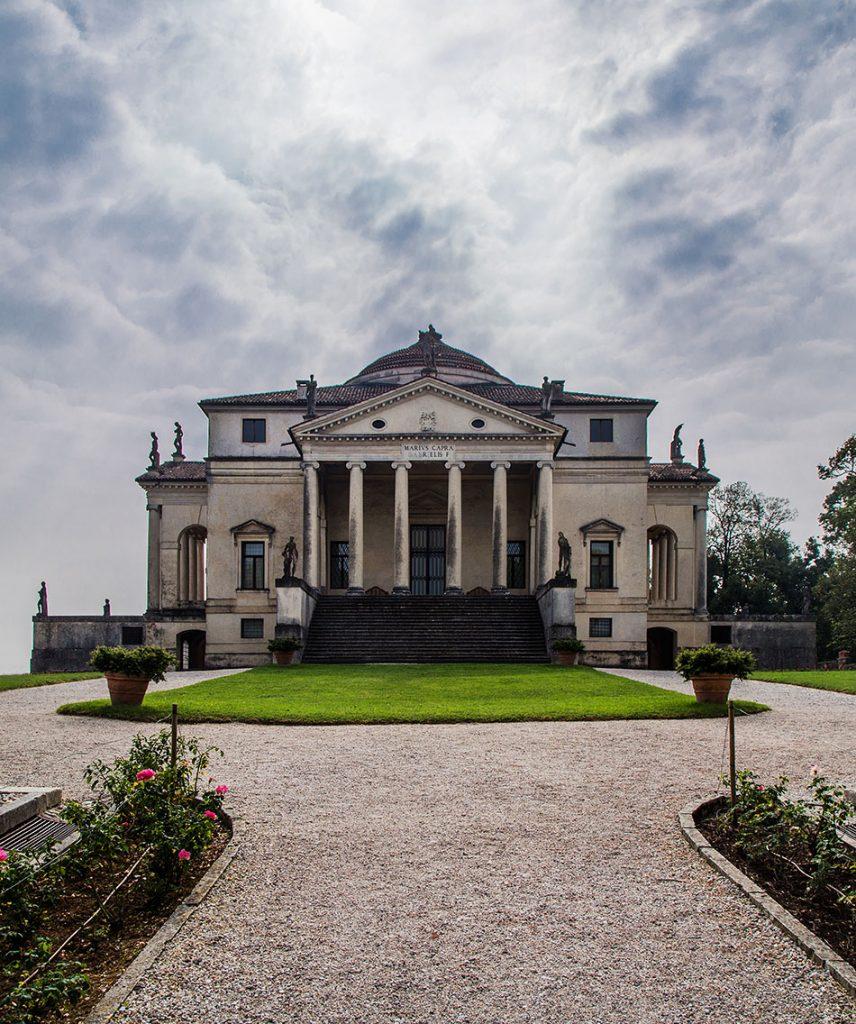 """Fabian Fröhlich, Vicenza, Villa Almerico Capra Valmarana """"La Rotonda"""""""