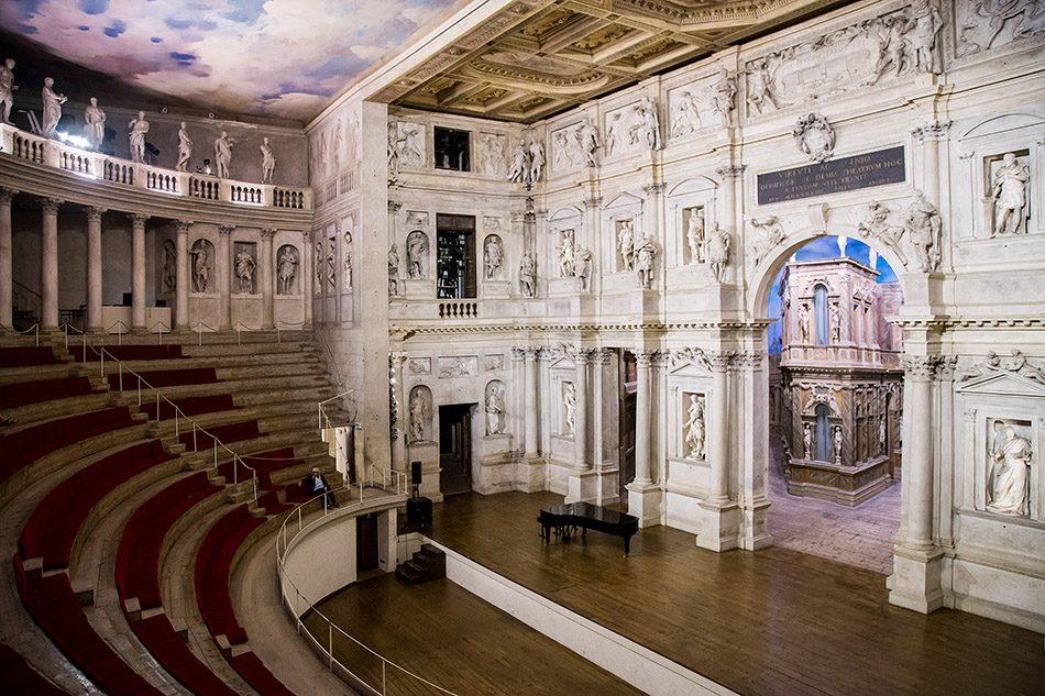 Fabian Fröhlich, Vicenza, Teatro Olimpico