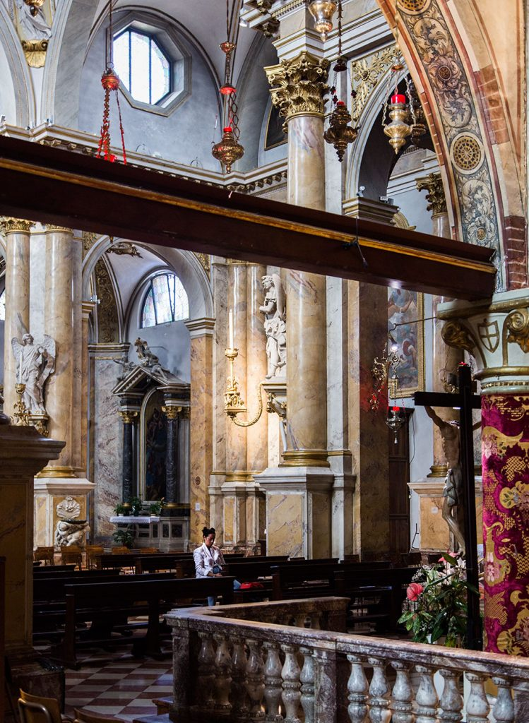 Fabian Fröhlich, Vicenza, Santuario della Madonna di Monte Berico