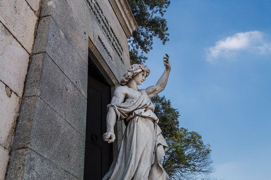 Fabian Fröhlich, Vicenza, Piazzale della Victoria, Monumento ai Caduti