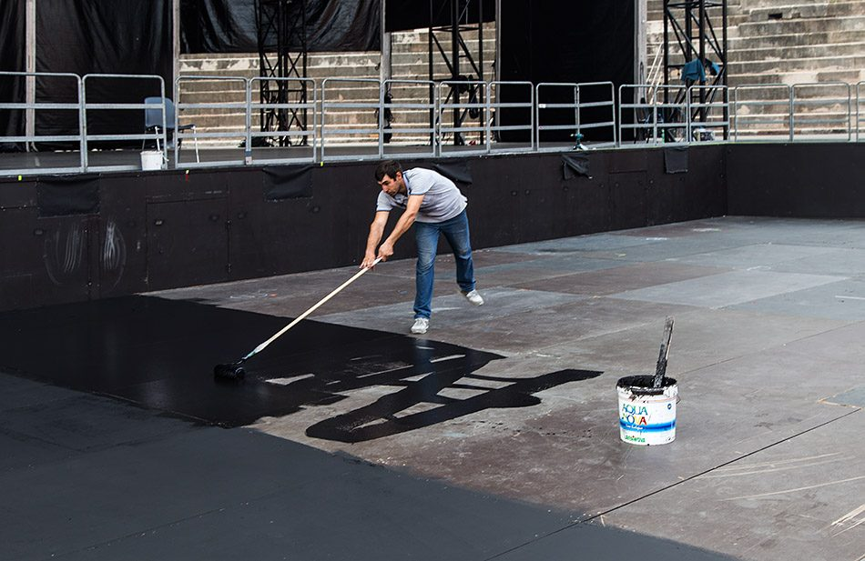 Fabian Fröhlich, Verona, Arena die Verona