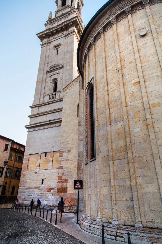 Fabian Fröhlich, Verona, Duomo
