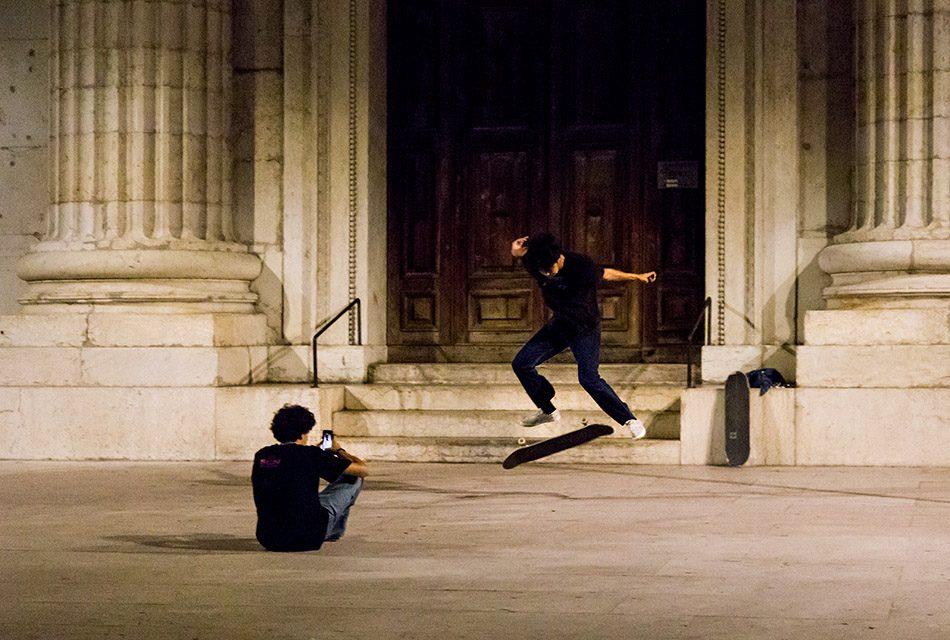 Fabian Fröhlich, Verona, Skater